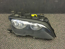 BMW E46 3 Series Drivers OS RIGHT FACELIFT Headlight - saloon/touring  6910960