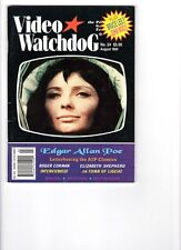 WoW! Video Watchdog #24 Robinson Crusoe On Mars! War Of The Worlds! Roger Corman