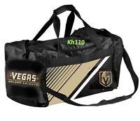 Vegas Golden Knights NHL Gym Travel Luggage Medium Duffel Bag