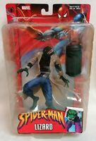 SPIDER-MAN - *Unopened* Spider-Man Lizard Action Figure Toy Biz 2002 Ultimate