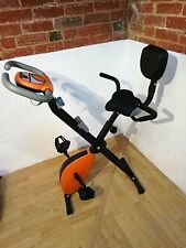 Folding Exercise Bike for Home Fitness