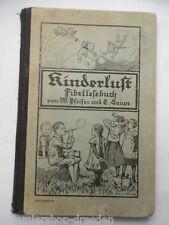 19530 pfeifer Saupe Kinderlust Fibellesebuch für das zweite Grundschuljahr 1925