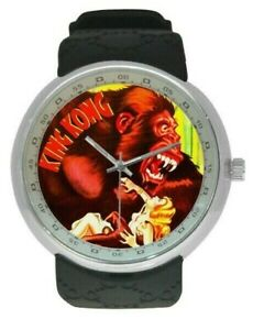 KING KONG 1930s Movie Poster On A New Watch