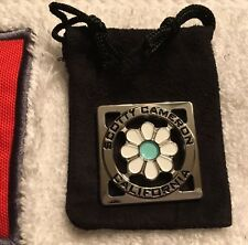 RARE Scotty Cameron Tiffany and White Square/Round Flower Coin Ball Mark Marker