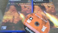 Reign of Fire for Sony PlayStation 2/FREE P&P