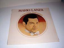 SEALED Mario Lanza A LEGENDARY PERFORMER RCA