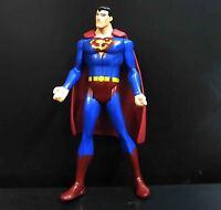 "DC UNIVERSE YOUNG JUSTICE JLU SUPERMAN ACTION FIGURE 4"""