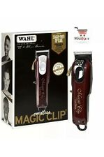 Wahl Professional 5-Star Cord/Cordless Magic Clip #8148- —   90+ Minute Run Time