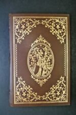 CERVANTES/DON QUIXOTE/OXFORD LIB/1981/1ST ED./ILL./FULL LEATHER HB/XFINE