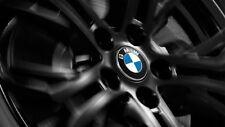 BMW Genuine 1 2 3 4 Series Floating Spinning Spinner Hub Cap 65MM 36122455269
