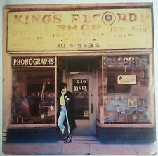 Rosanne Cash King's Record Shop LP UK 1987