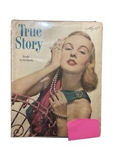 True Story May 1948 Magazine Ready To Go Steady