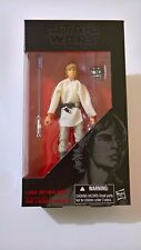 STAR WARS The Black Series Luke Skywalker #21 Hasbro Disney MIB Brand New 6in