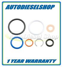 03-10 FORD 6.0 6.0L FUEL INJECTOR ORING KIT C-CLIP & NON-SERVICED TOP SEAL (1)