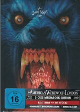 An American Werewolf In London Limited Edition G1 Mediabook (Gabz-Cover) Germany