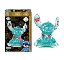 Crystal Gallery 3D Puzzle Disney Stitch (Hawaiian Blue) - Hanayama