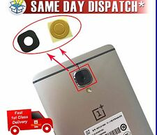 Genuine New OnePlus 3 three 1+3 A3000 Back Main Camera Glass lens cover UK
