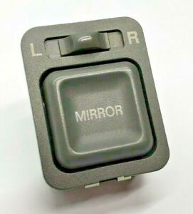 96-00 CiViC OEM Excel Charcoal POWER MIRROR SWITCH BUTTON CONTROL remote