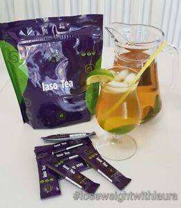 IASO INSTANT DETOX SLIMMING TEA WEIGHT LOSS 1 WEEK 7 SACHETS SUPPLY