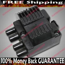 Ignition Coil Pack 110.872 for 92-93 Pontiac Sunbird SE Sedan 4D 2.0L L4 VIN H