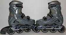 Abec 7 Rocket 800 Hydra Glide Inline Skates - Size 7 - Roller Derby Blades