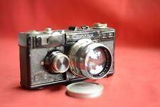 Zeiss Contax 'I' Rangefinder camera & Carl Zeiss Jena 5cm f1.5 Sonnar Lens.