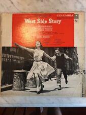 West Side Story Leonard Bernstein Columbia OL5230
