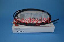 1PC KEYENCE FU-6F Fiber Optic Sensor NEW