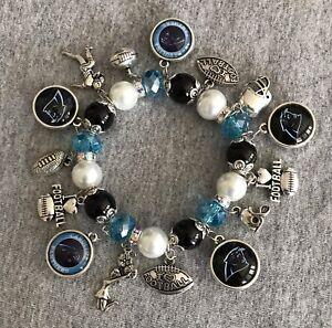 Carolina Panthers Bracelet