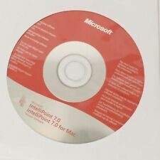 Microsoft IntelliPoint 7.0 Mouse Software CD 2009 Windows Mac Computer Software