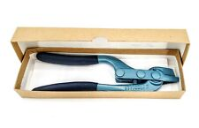 New listing Roper Whitney 141 Hand Notcher, 32 degrees, 20 gauge, 13/16 inch Ex Cond. in Box