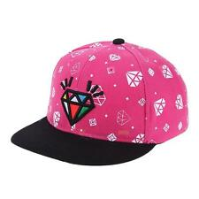Summer Kids Baby Unisex Boys Girls Mesh Hip Hop Hats Baseball Cap Sun Visor Cap