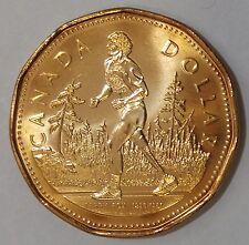 2005 Canada Dollar Terry Fox BU