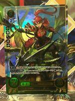B03-036R Fire Emblem 0 Cipher Booster Part 3 Mint FE Path Radiance Jill