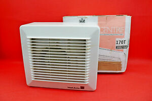Vent Axia Centrif 170T 100mm Centrifugal Extractor Fan with Timer 255210A