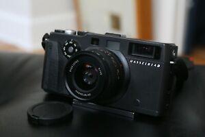 Hasselblad Xpan 35mm Rangefinder Film Camera + 45mm Lens