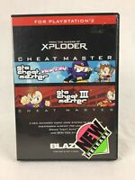 Blaze : Grand Theft Auto 3 & Vice City Cheat Master - Playstation 2 - PS2