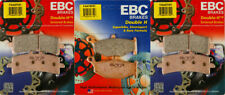EBC HH front & rear brake pads for 2013-2020 Suzuki GSX1300R with Brembo brakes
