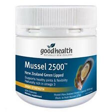 Good Health Mussel 2500mg 300 Cap for Joint Pain & Support, Arthritis