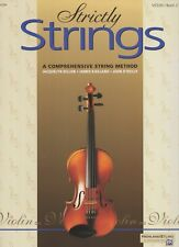 Strictly Strings Violin Book 2 by Dillon, Kjelland and O'Reilly