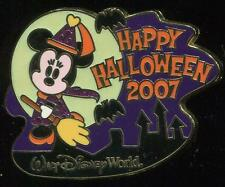 WDW Happy Halloween 2007 Cute Characters Minnie LE Disney Pin 57141