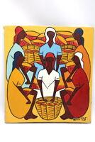 Antoine Montas 1926-1988 Haitianischer Künstler