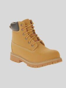 Ozark Trail Men's Troy Boots, Wheat, Size 8.5