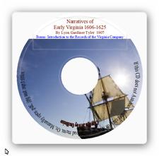 Original Narratives of Early Virginia  - Va History