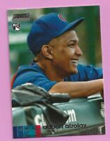 2020 Topps Stadium Club Adbert Alzolay RC #51 Chicago Cubs
