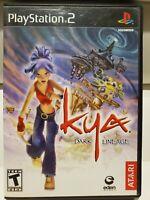 Kya Dark Lineage - PS2 (Playstation 2)