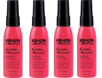 Keratin Complex Keratin Obsessed Multi Benefit Treatment Spray 1.7 Oz PACK OF 4