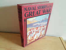 WINGROVE WILLSON Naval Stories of the Great War - Aldine 1920s