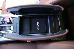 Center Console Car Armrest Storage Box For BMW X5 F15 X6 F16 2014 2015-2017
