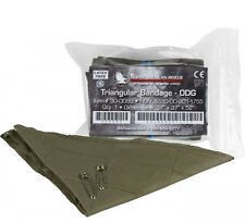 NAR TRIANGULAR BANDAGE W/ 2 PINS - OD GREEN (40-0185)